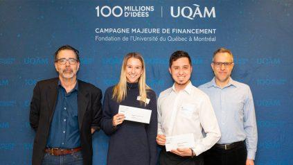 Photo de la Fondation de l'Université du Québec à Montréal